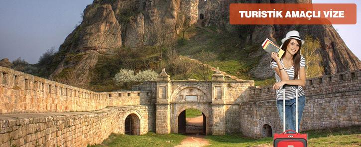 Bulgaristan turistik amaçlı vize nasıl alınır?