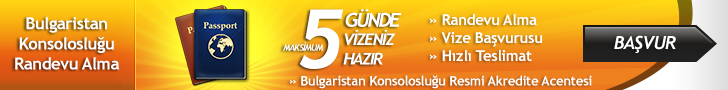 reklam2 Bulgaristan vizesi nasıl alınır?