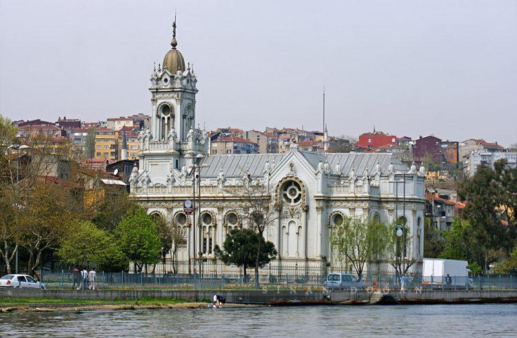İstanbul'daki Ortodoks Aziz Stefan Kilisesi, bu yıl Aralık ayında açılacak
