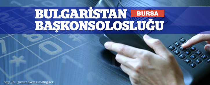 Bulgaristan Başkonsolosluğu Bursa