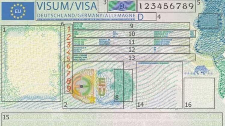 Yeni tasarımlı ve yeni yüzlü Schengen ve Bulgaristan vizesi